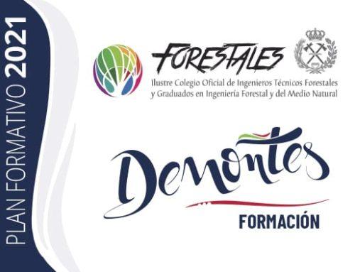Programa Formativo COITFyGIFMN y DEMONTES 2021
