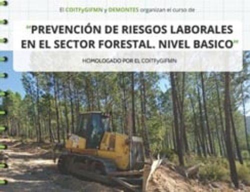 Curso PRL en el sector forestal. Nivel básico