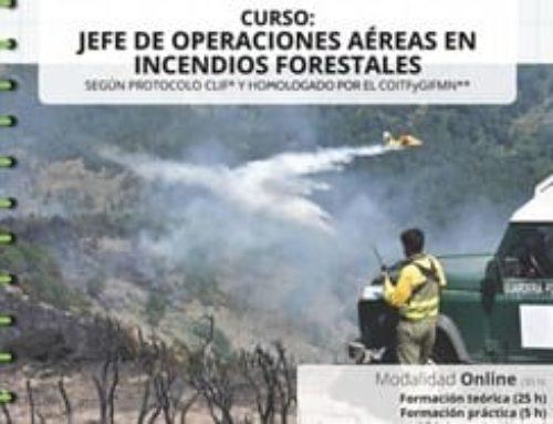 Curso Jefe de Operaciones Aéreas IIFF