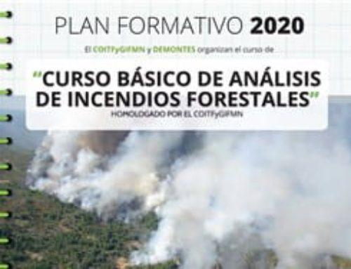 Curso Básico de Análisis de Incendios Forestales