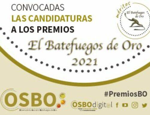 Convocados los Premios Batefuegos de Oro 2021